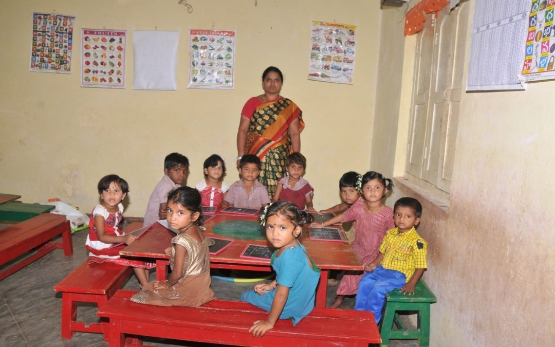 School And Education in India