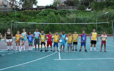 Bible Clubs And Sports Program