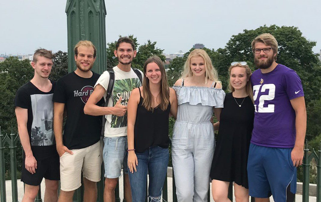 Stories from the missionfield 8/2018