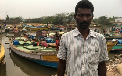 Stories from the missionfield – Encounters in a Fishing Village   February 2019