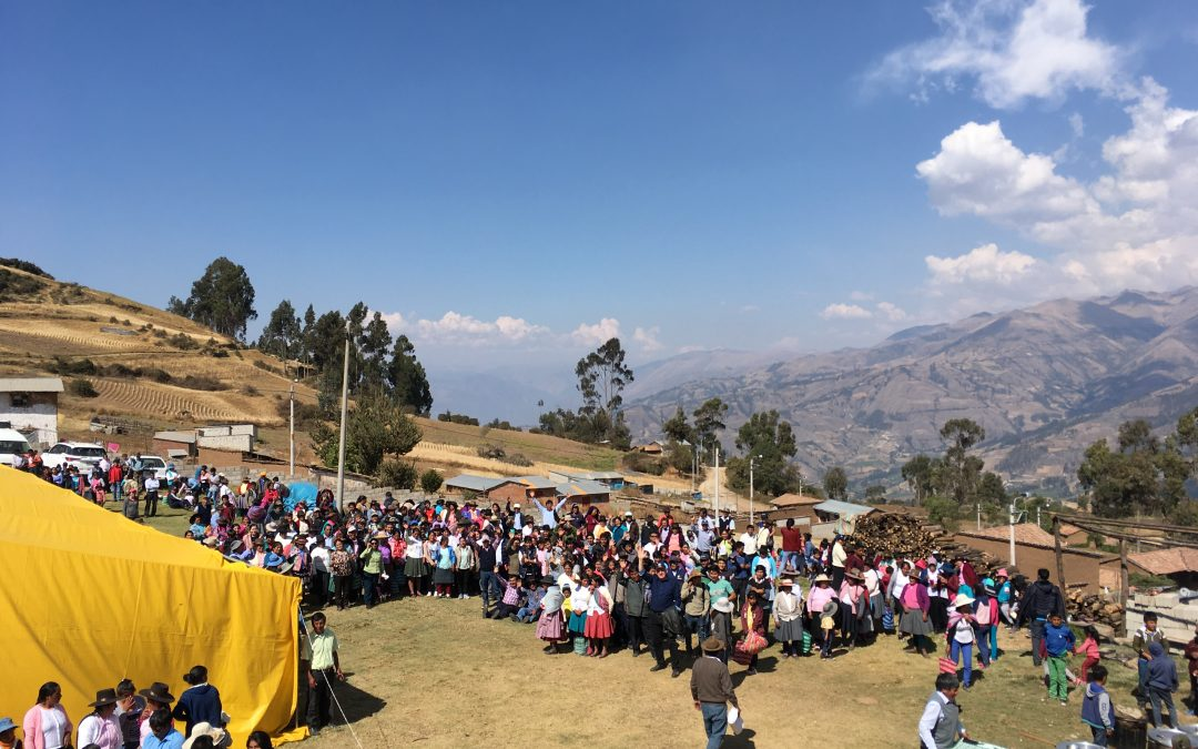 A Week with the Quechua in Peru – Stories from the Mission Field | September 2019