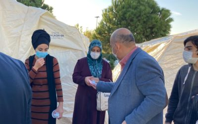 Help After The Earthquake In Izmir – Stories from the Mission Field | November 2020